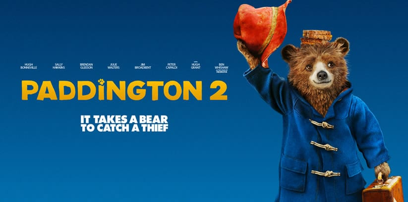 My review of paddington 2