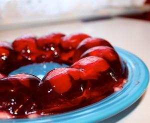 jello mold ring, Jello mold