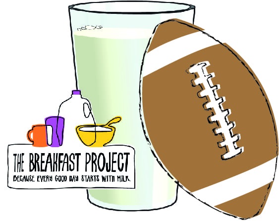 Got Milk? Breakfast Blitz