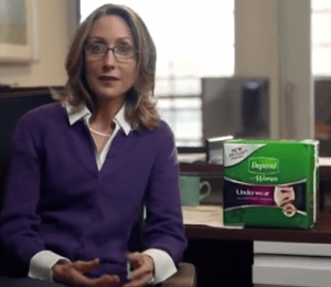 Depends Adult Diapers for the weekend, Take the weekend on with Depends adult diapers, who wears adult diapers