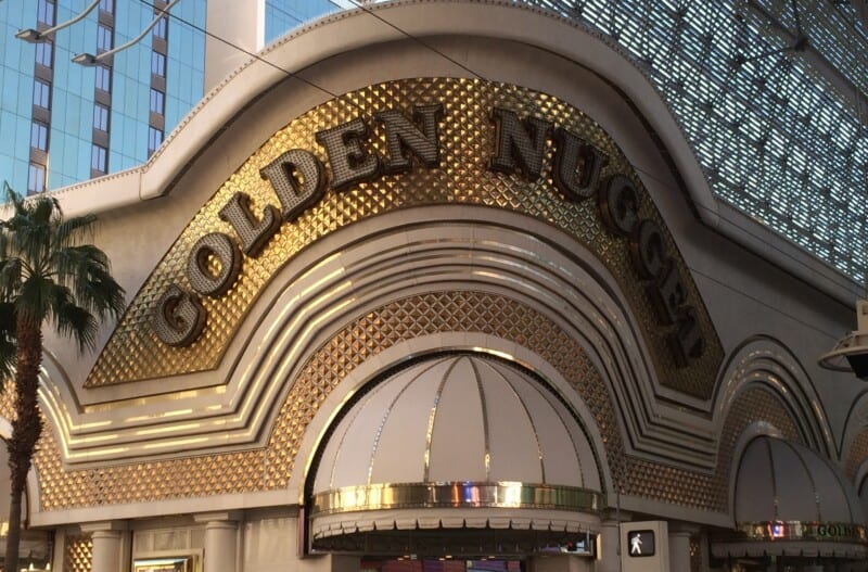 The Golden Nugget, Things to do in Las Vegas, Fremont Street Las Vegas, Glitter Gulch