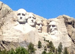 Mount Rushmore July 2013