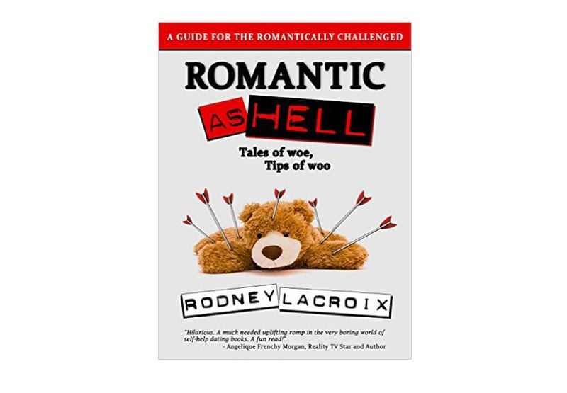 Romantic as Hell Book Cover
