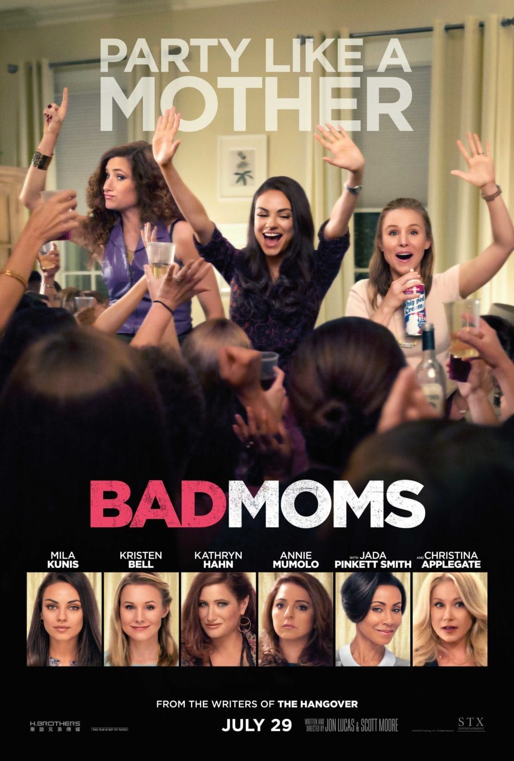 Bad Moms Contest - What's Your Bad Mom Moment?