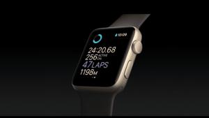 Apple upgrades Apple Watch iphone7