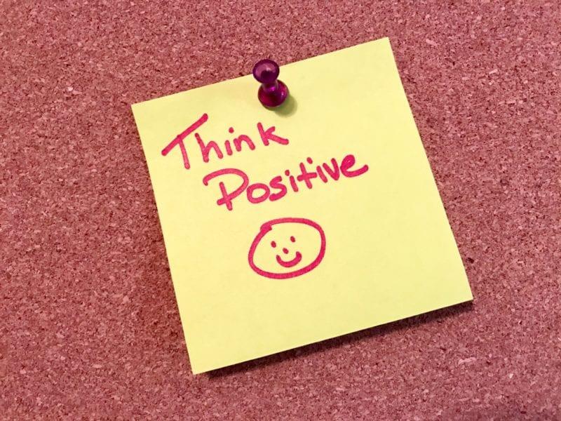 74 Days of Positivity