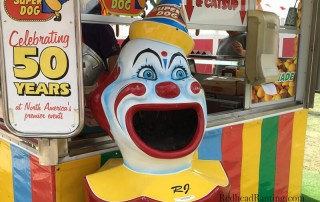 clowns banned from Halloween
