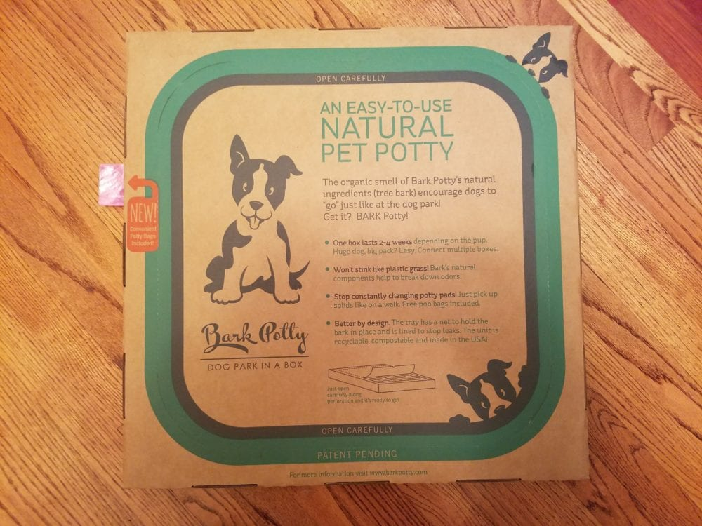 Bark Potty Dog Park in a Box