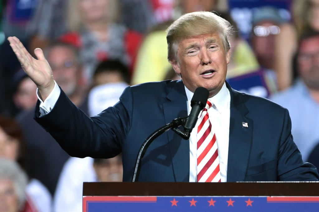 The upside to a Trump presidency