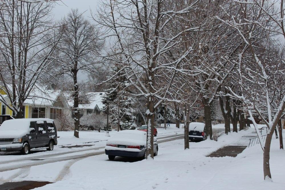 January in Minnesota