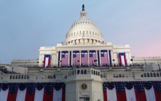 Live Blogging Inauguration Day