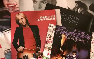 record albums from the 80s