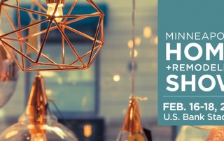 Enter to win tickets to the Minneapolis Home and Remodeling show