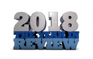 2018 the year in review