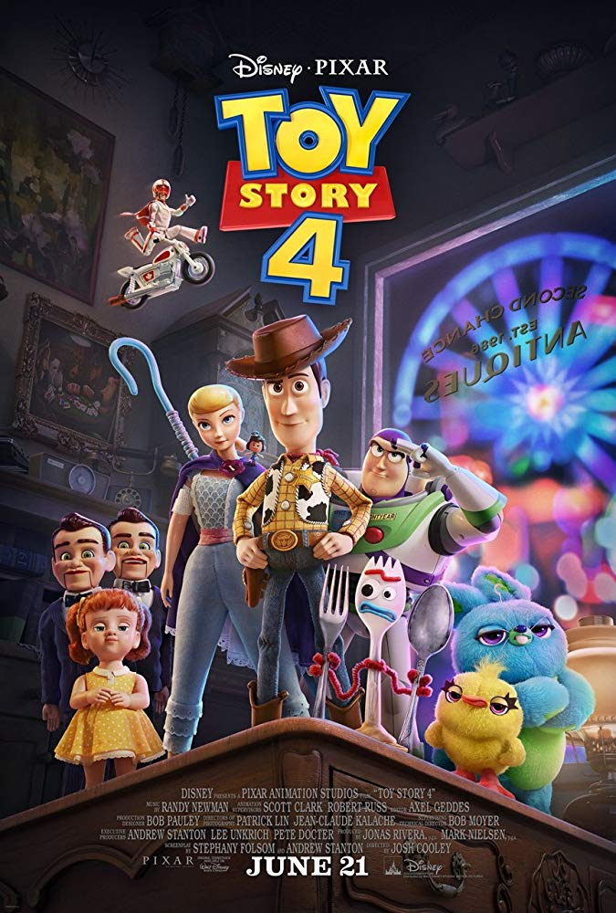 should you see toy story 4, toy story 4 review