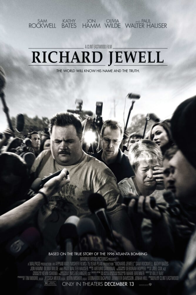 Richard Jewell Movie Giveaway