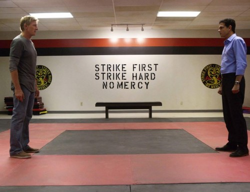 Who Wants to Discuss Cobra Kai?