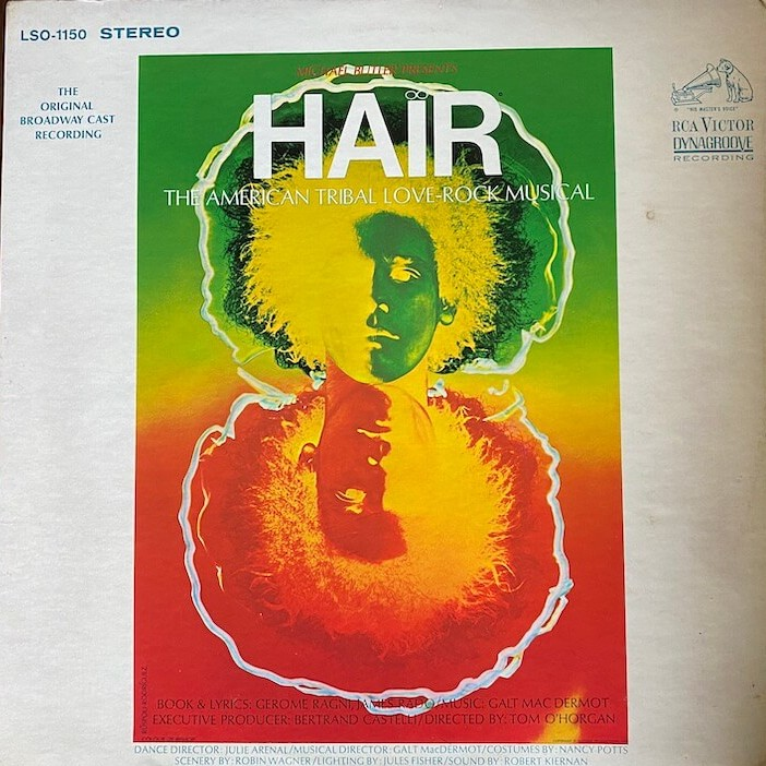 HAIR Soundtrack