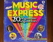 K-Tel Music Express