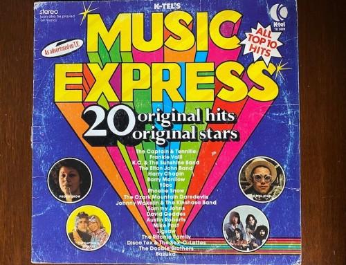 K-Tel's Music Express