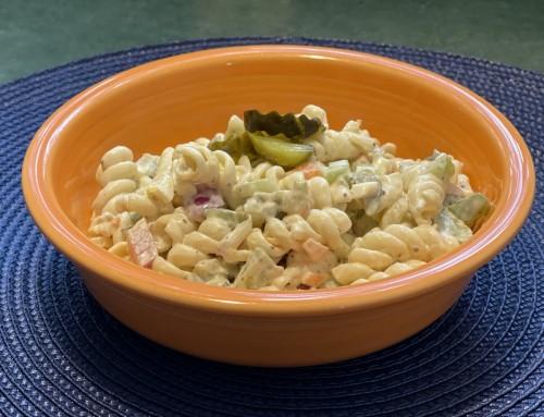 Pickle Pasta Salad