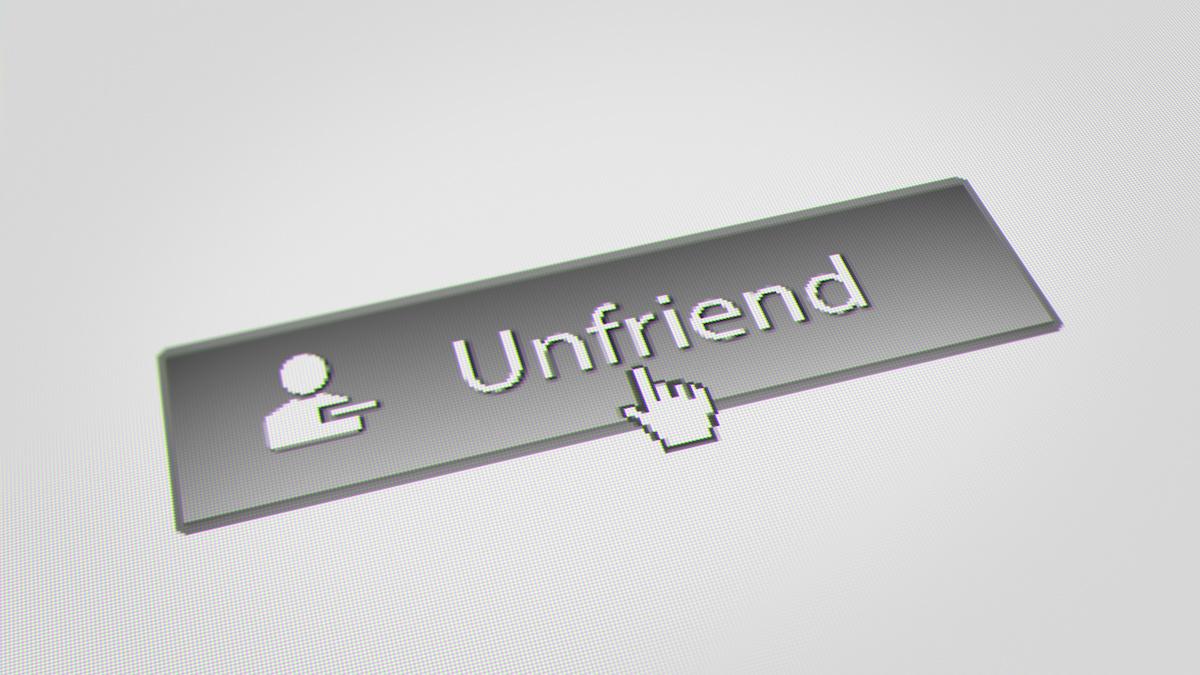 Why I won't unfriend you